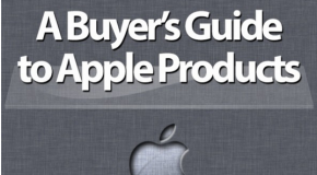 A Buyer's Guide to Apple Products