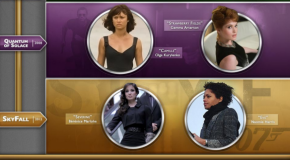 The Girls of Bond Timeline