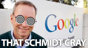 Eric Schmidt: Apple and Google are Like Competing Countries, Not Kids With …