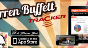 Want to follow Buffett's Stock Picks on your iPhone???: