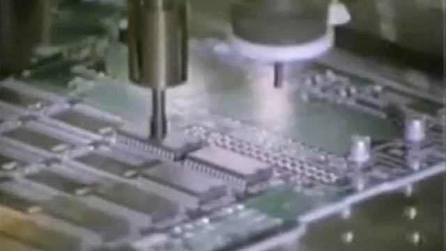 What American Macintosh Factories Looked Like Last Time Apple Built Them Here