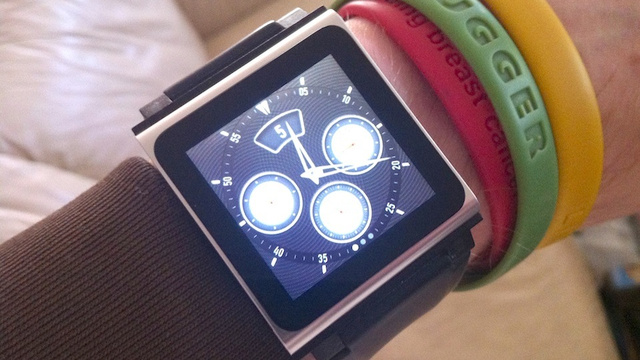 WSJ: Microsoft Is Designing a Touch-Enabled Watch