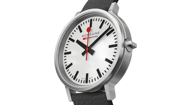 Do You Love Apple's (Stolen) Clock Design? Then Strap One To Your Wrist