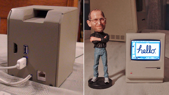 Yep, This Adorable Mini Macintosh Is Fully Functional