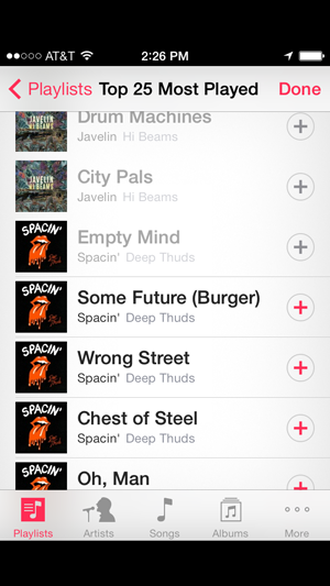 No Third-Party App Support for You: How Apple iOS 7 Hoards Playlists