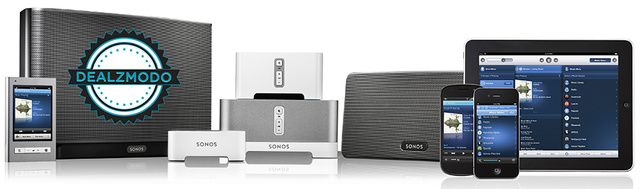 SONOS, Your New Monitor, Apple TV, Plus TV Deals Abound [Deals]