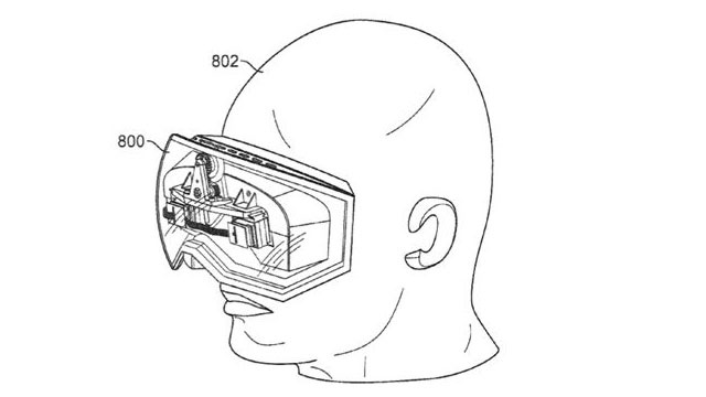 Apple Patents Oculus Rift-Style Headset