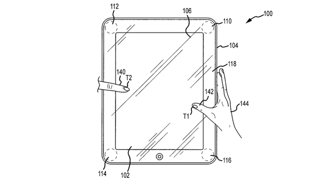 Apple Patent Reaffirms Rumors of Pressure-Sensitive Touchscreens