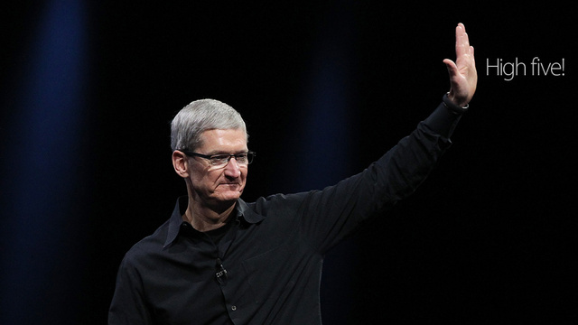Apple CEO Tim Cook Shuts Down Anti-Environmental Investors