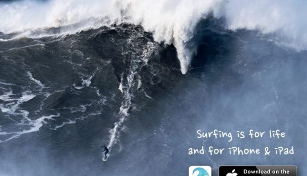 iSurf for iPhone and iPad
